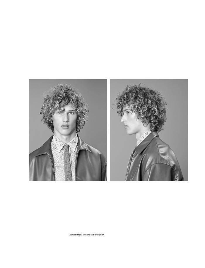 Bram Valbracht & Jordy Baan for Museum Magazine by Daniel Gurton
