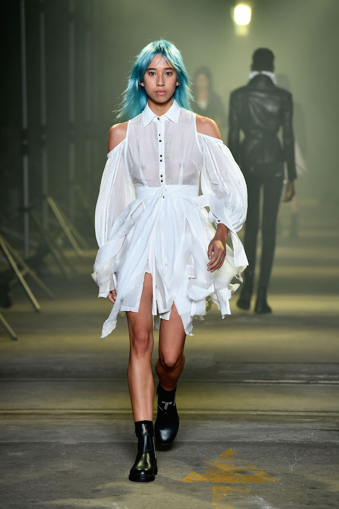 Aje - Runway - Mercedes-Benz Fashion Week Australia 2016