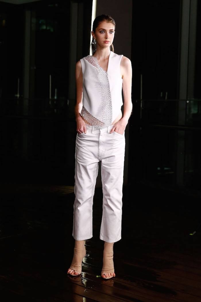 Dion Lee - Runway - Mercedes-Benz Fashion Week Australia 2016