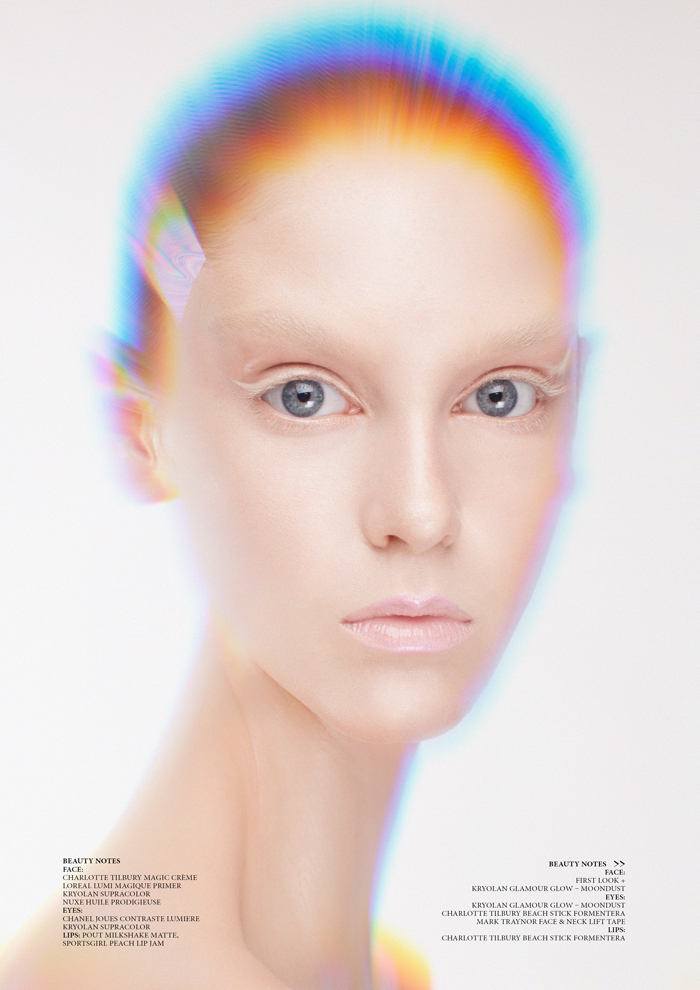 Laud Rebel Issue - Hologram - Becca Gilmartin - Pages