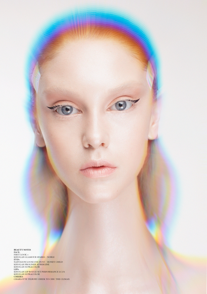 Laud Rebel Issue - Hologram - Becca Gilmartin - Pages3