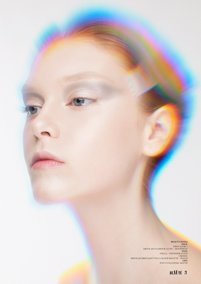 Laud Rebel Issue - Hologram - Becca Gilmartin - Pages4