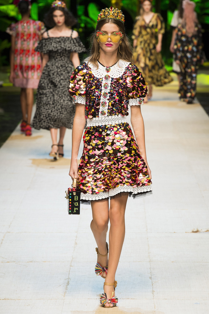 b8e6a86038 ... Dolce & Gabbana Spring / Summer 2017. DANDG. Posted on September 26,  2016 April 26, 2019 by Chic Management