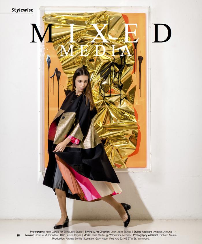 Mixed Media - 1