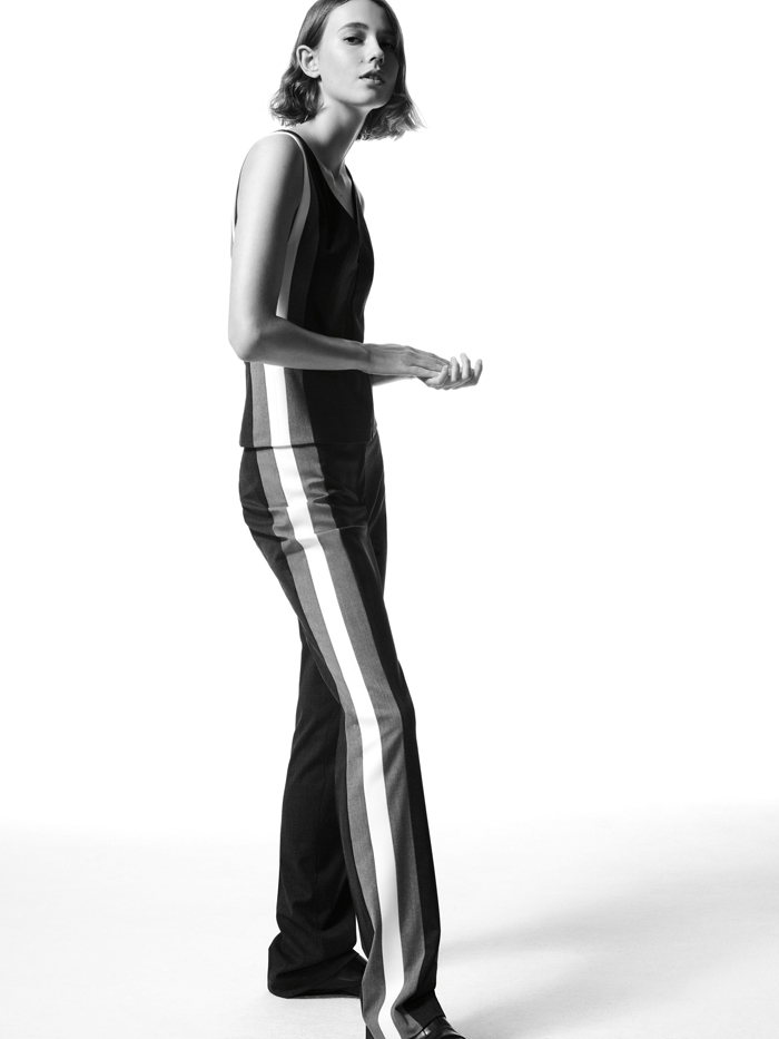 Narciso Rodriguez Pre-Fall 2017 Mali Koopman Women Management NYC 6