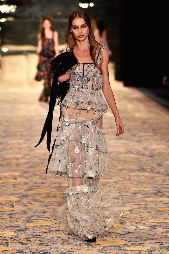 Alice McCall - Runway - Mercedes-Benz Fashion Week Australia 2017