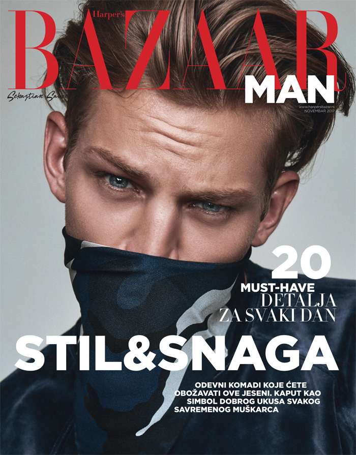 Christoph MAN COVER Novemver 2017