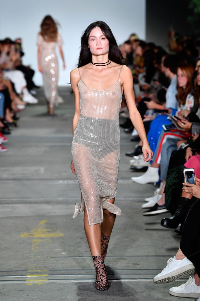 Hansen & Gretel - Runway - Mercedes-Benz Fashion Week Australia 2018
