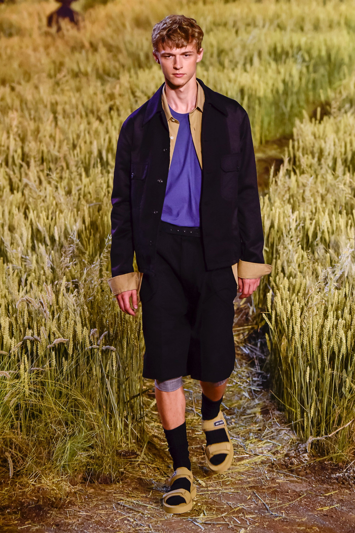 Max Barczak for AMI SS '19 Menswear | Chic Management